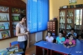 American corner visits Children and Youth library